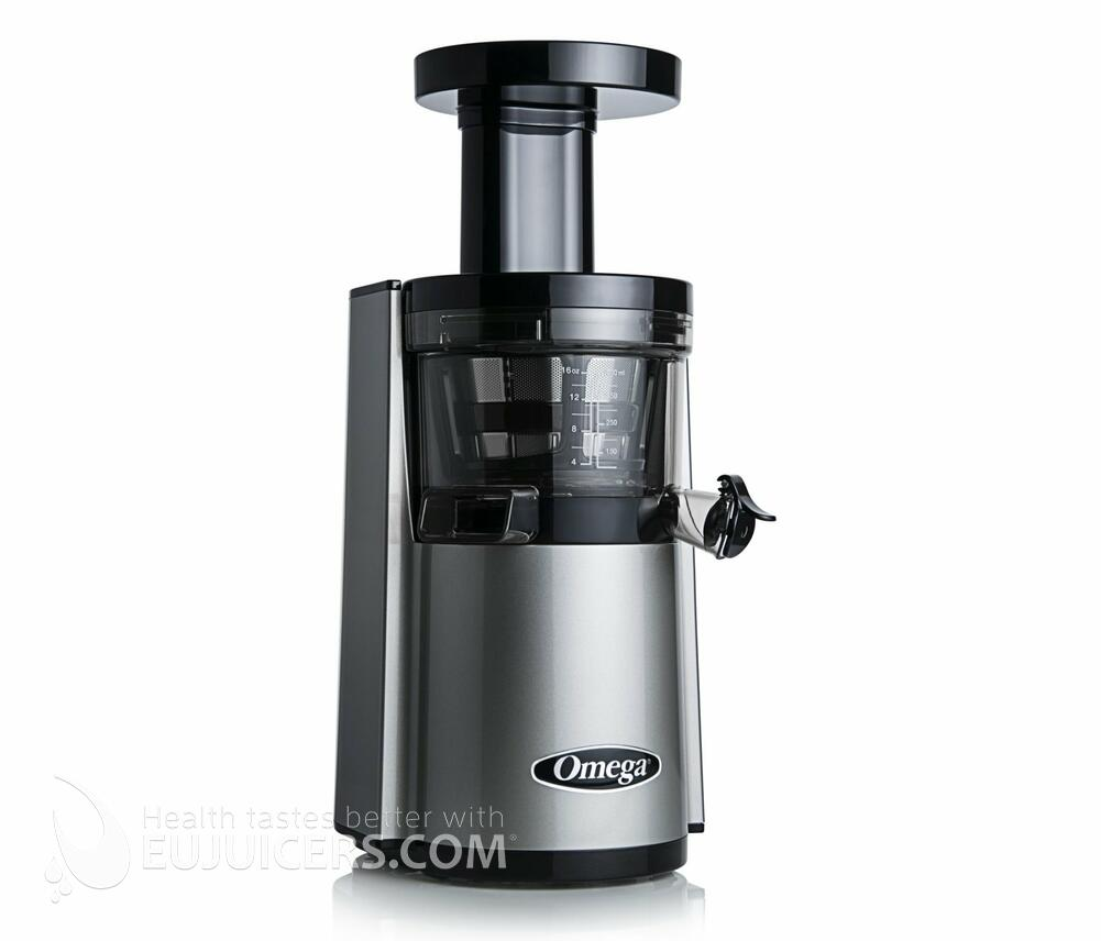 Omega Slow Juicer Review : Sana Juicer by Omega EUJ 808