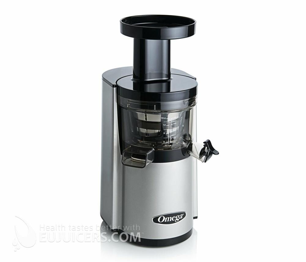 Klarstein Fruit Berry Slow Juicer 400w : Sana Juicer by Omega EUJ 808