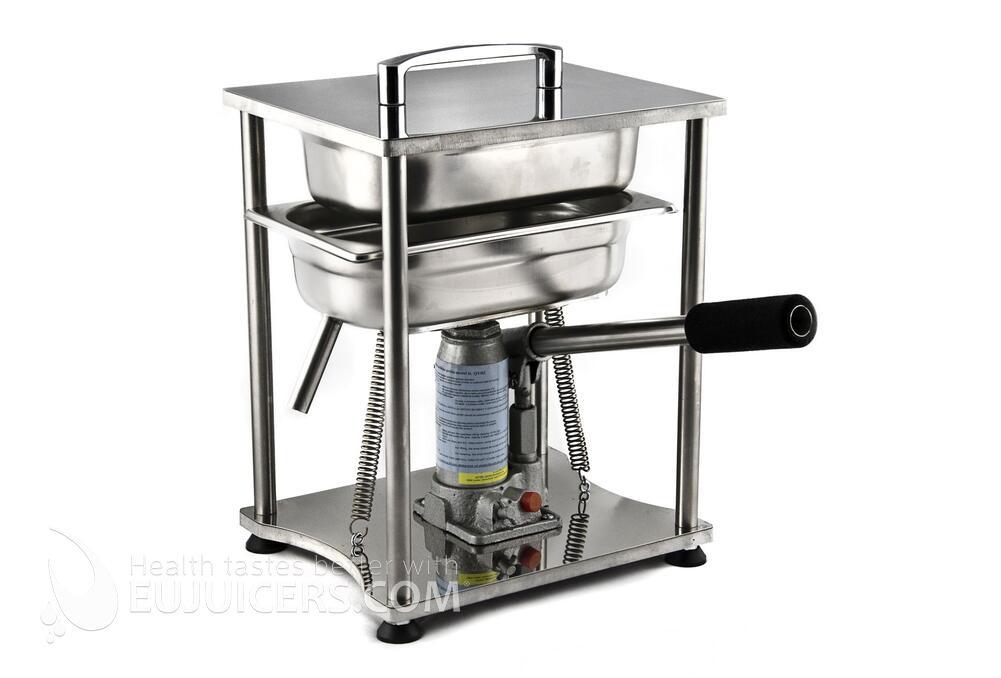 Hydraulic Press Jasna Juicer Eujuicers Com