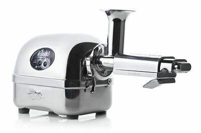 Angel Juicer 8500s right side