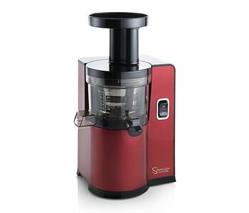 Sana Juicer by Omega EUJ-808 red