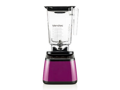 Blendtec Designer Series 3QT violet front side