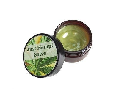 Make your own hemp seed oil salve at home - Magazine