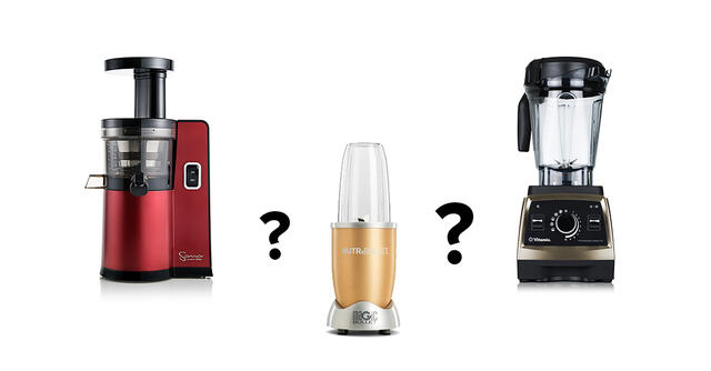 Odšťavňovač, nebo mixér?   EUJUICERS COM