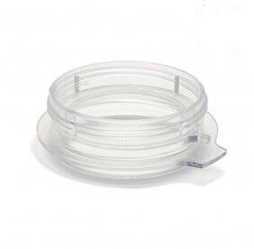 Personal Blender adapter for glass jar